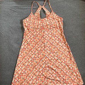 7c9bc8215c6 Patagonia Dresses - Patagonia Magnolia Spring Dress Shelf Bra XL